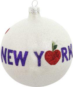 New York New York Purple