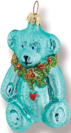 Teddy Berry Turquoise