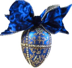 Faberge's Monogram Egg