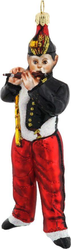 Manet's Flutist