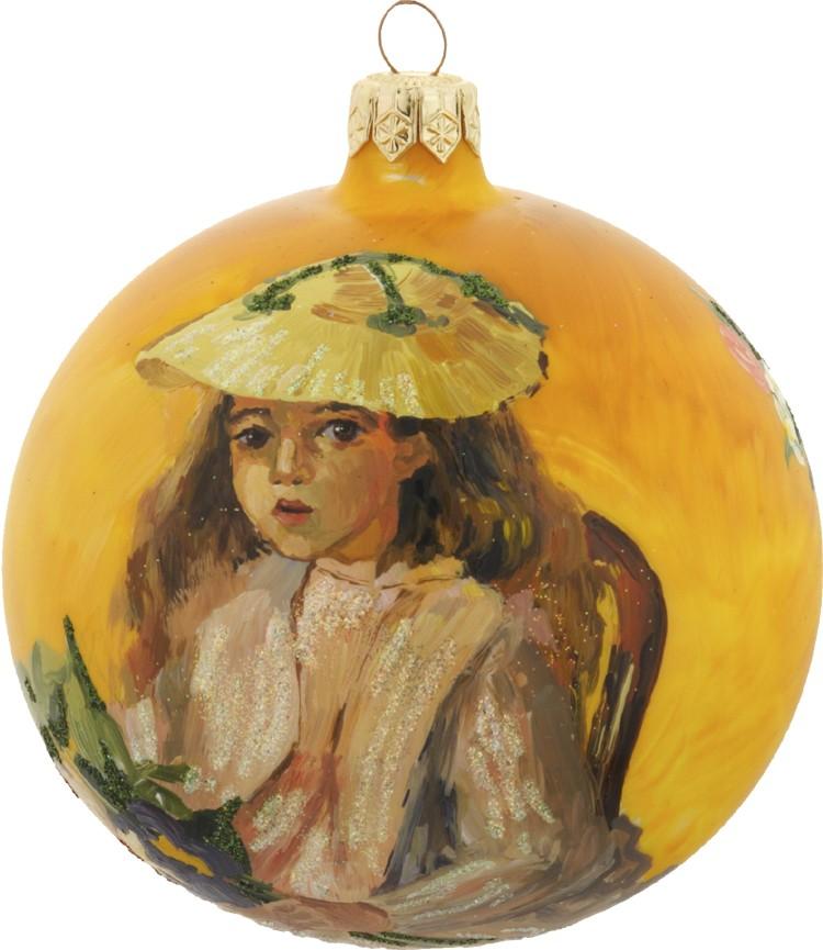 Pissarro's Portrait of Jeanne