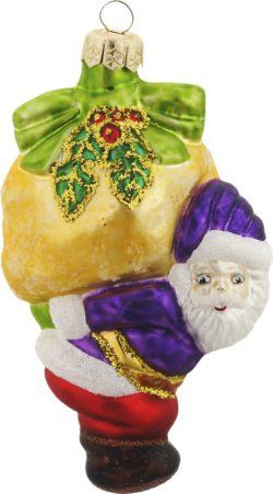 Big bag Santa