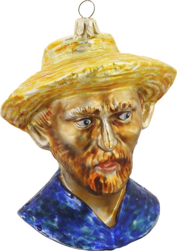 Van Gogh's Self Portrait