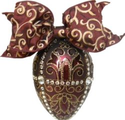 Faberge Trellis Egg