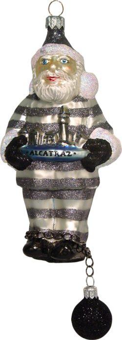 Alcatraz Santa