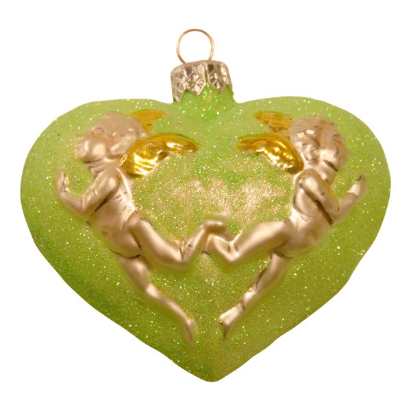 Green Angels of Love