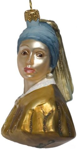 Vemeer's Girl with a Pearl Earring