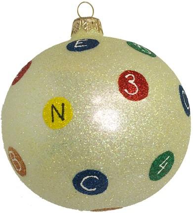 Subway logo ball