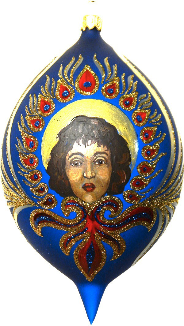 Angel By Matejko from the St. Mary Basilica Krakow