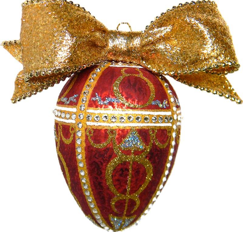 Faberge Imperial Rosebud Egg