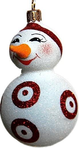 Bullseys Snowman