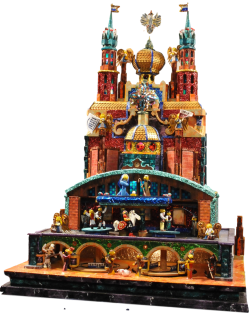 2018 entry to the Krakow Nativities competition